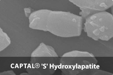 synthetic calcium hydroxylapatite